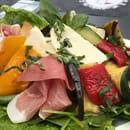 Plat : La Maison Martin  - Salade Italienne -   © Martin Fleury