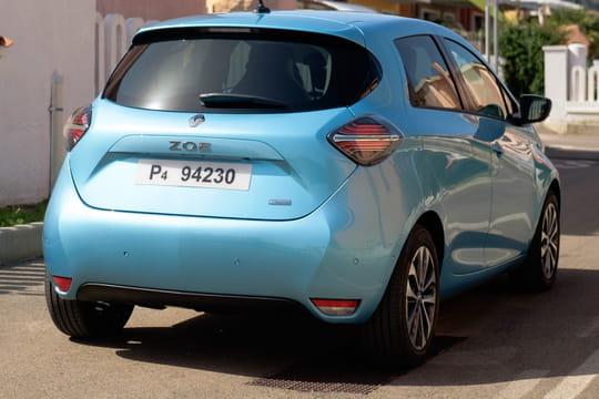 Renault Zoé: une bonne autonomie à un prix raisonnable? L'essai [photos]