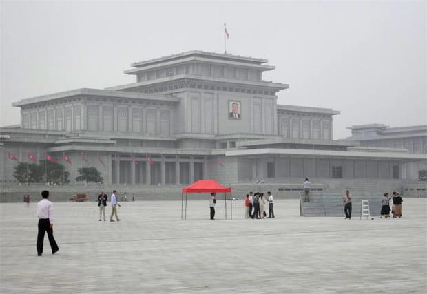 Palais du soleil Kumsusan