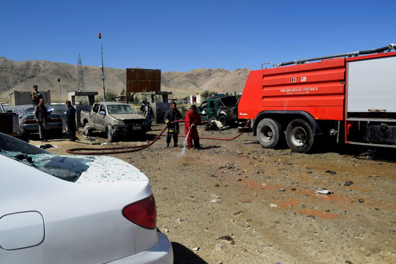Afghanistan: double attentat pendant la campagne électorale, au moins 26morts