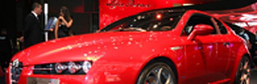 Pininfarina arrête la production de véhicules