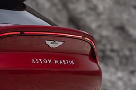 Aston Martin DBX: la marque dévoile son premier SUV [photos, prix]
