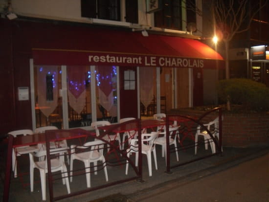 Le Charolais  - accueil restaurant -   © bruno simon
