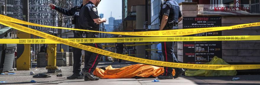Qui est Alek Minassian, le suspect identifié de l'attaque de Toronto?