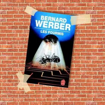 le premier tome de la trilogie des fourmis de bernard werber.