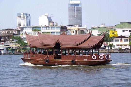 Chao Phraya, le seigneur des eaux