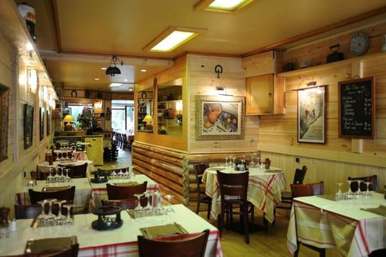 L'Assiette aux Fromages  - Première salle et vue d'ensemble. -