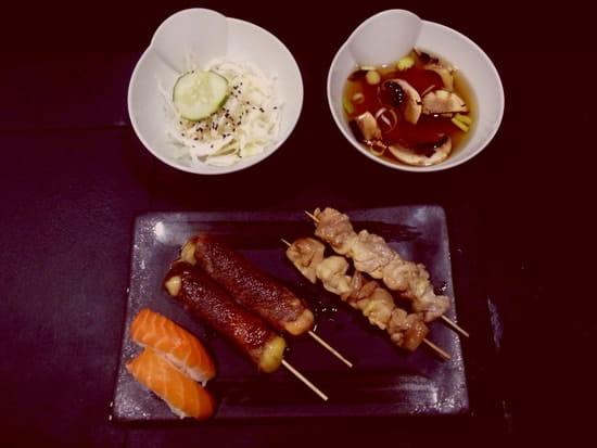 Odiki Sushi  - Menu Gifu - Odiki -