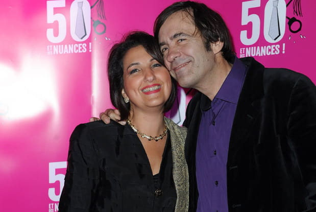 Thierry Samitier heureux en amour