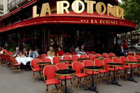 """La Rotonde: un restaurant moins """"bling bling"""" que le Fouquet's?"""