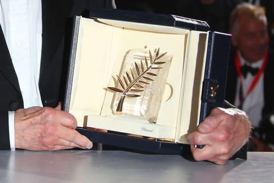 Une Palme d'or incrustée de diamants pour le Festival de Cannes