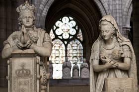 La Basilique de Saint-Denis, sépulture des rois de France