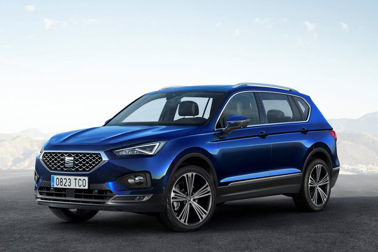 seat tarraco le suv 7 places d voil ce que l 39 on sait photos. Black Bedroom Furniture Sets. Home Design Ideas