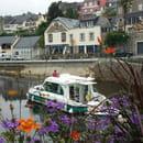Restaurant : La Marine  - Au bord du canal de Nantes à Brest -