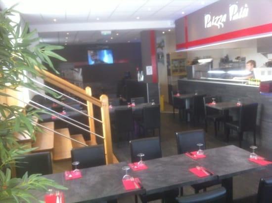 Restaurant : Piu  - Salle de pizza Piu tulle -