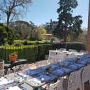 Restaurant : Le Peyrolade  - Terrasse -   © peyrolade