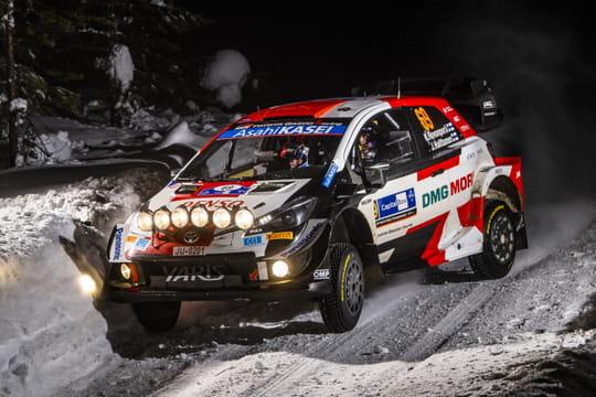 Arctic Rally Finlande: chaîne TV, streaming, heure et programme... Tout savoir