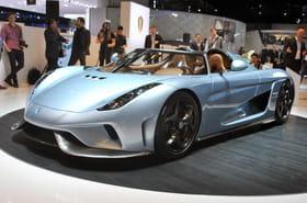 Salon de Genève 2015 : les voitures de luxe et de sport à l'honneur