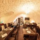 Restaurant : La Forge  - Autre salle voûtée -   © La Forge