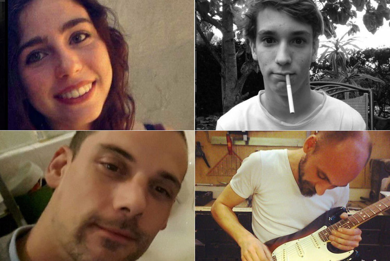 Facebook etTwitter: la liste desvictimes disparues auBataclan