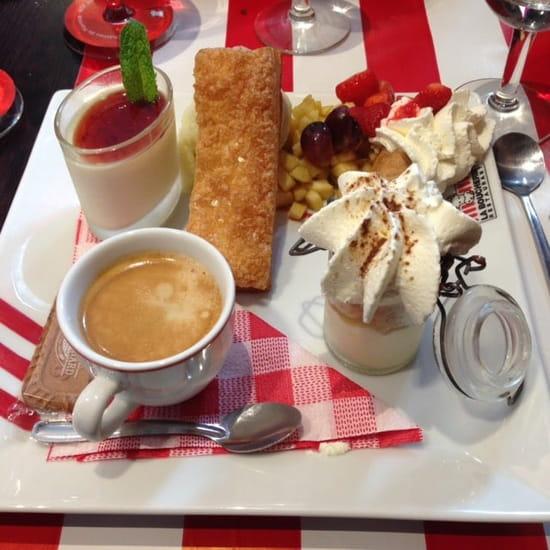 Dessert : La Boucherie  - Café gourmand  -