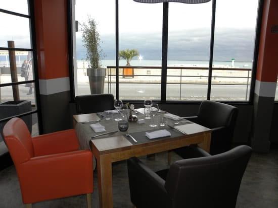 Le M  - Restaurant vue mer -