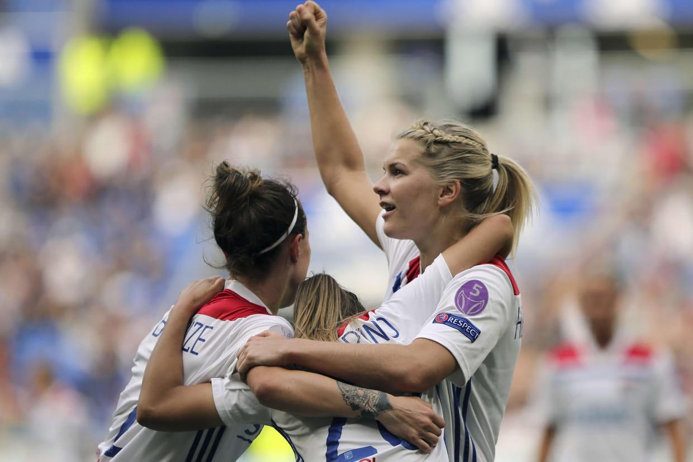 L'OL écrase le Barça et remporte la Ligue des champions féminine !