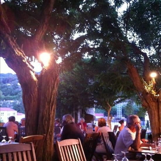 Restaurant : Le Jardin de l'Echauguette