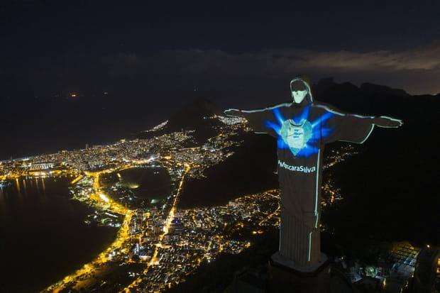 Christ illuminé