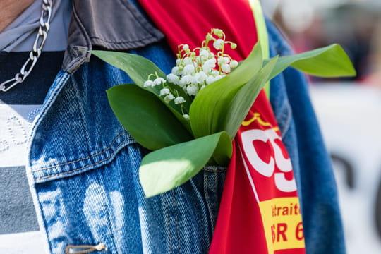 1er mai2020: manifestations et achats de muguet en ligne, une fête du Travail pas comme les autres
