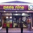 Restaurant : PASTA nina  - 0177040599 -