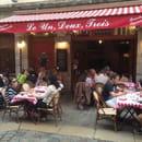 """Restaurant """"Un, Deux, Trois"""" (1,2,3)"""