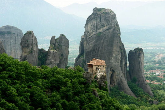Ces spectaculaires monastères du monde