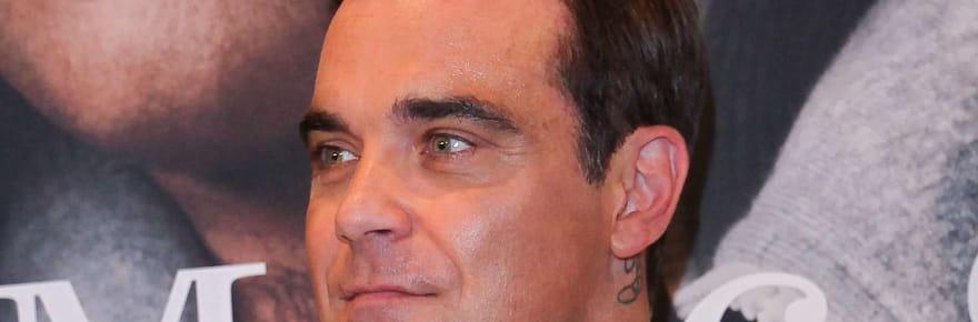 Robbie Williams: malade, il s'explique sur son état de santé