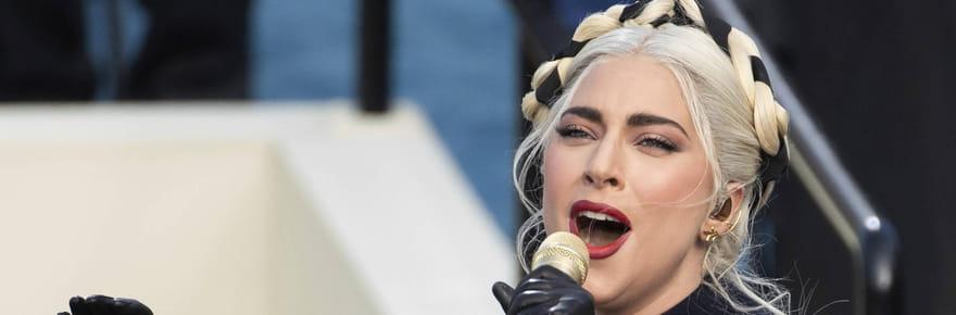 Lady Gaga: une performance événement à l'investiture, avant une soirée de concerts