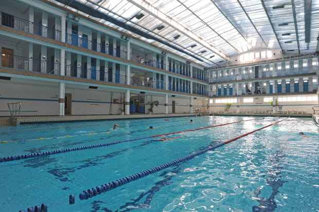 Piscine de pontoise ve arrondissement for Piscine emile anthoine