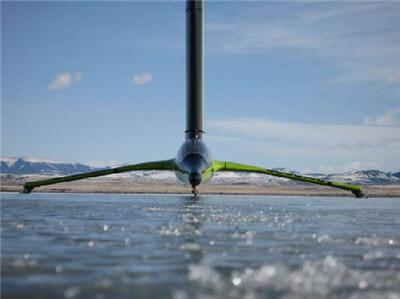 le greenbird version glace réussira-t-il à pulvériser le record de 1938 ?