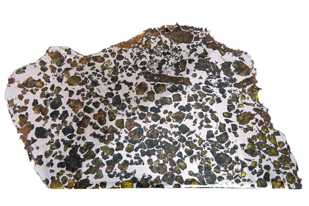 Des météorites-bijoux
