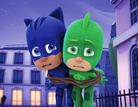 Les Pyjamasques : Yoyo et la boule de flipper. - Yoyo et le Rebondisseur