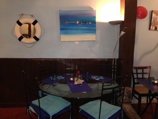 Restaurant : Le Rocher - Spécialités Moules Frites