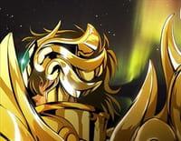 Saint Seiya : Soul of Gold : Aiolia contre Andreas, un combat décisif