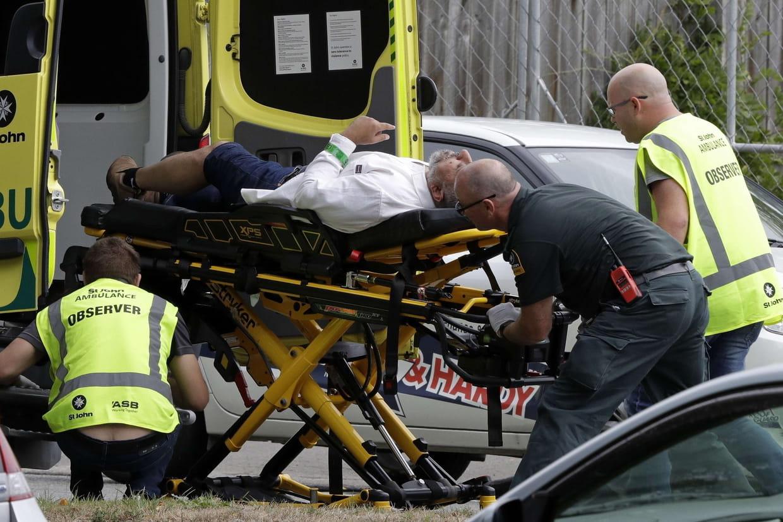 Attentat Nouvelle Zélande Wikipedia: Attentat En Nouvelle-Zélande [Direct] : Qui Est Brenton