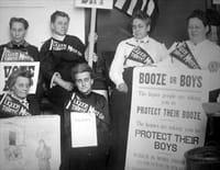 Alcool, crime et prohibition : Garçonnes et contrebandiers