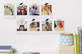 15 idées déco à réaliser avec vos photos