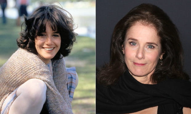 "Debra Winger, star de ""Tendres Passions"""