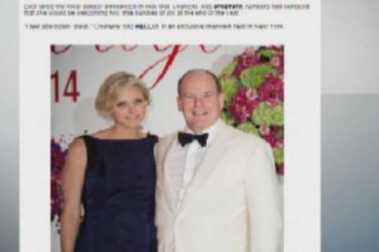 Charlène de Monaco enceinte: ledébut desproblèmes desuccession
