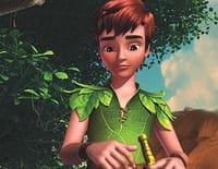 Les nouvelles aventures de Peter Pan : Entre les lignes