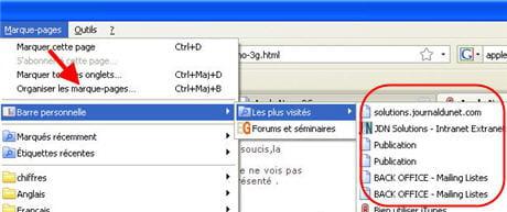 Comment Accder Aux Sites Les Plus Souvent Visits Sous Firefox