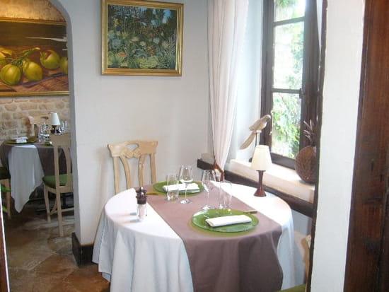L'Orangeraie  - salle restaurant -
