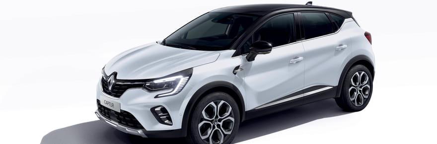Nouveau Renault Captur: quel prix pour l'hybride? Les tarifs dévoilés